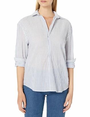 Joe's Jeans Women's Dana Striped Woven Shirt