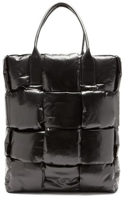 Bottega Veneta Squash Padded Tote Bag - Black