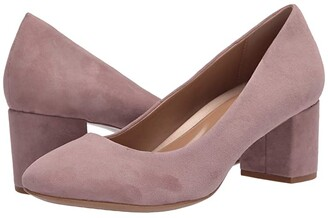 Aerosoles Eye Candy (Black Leather) Women's Shoes
