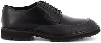 Tod's Gommini Lace Up Shoes
