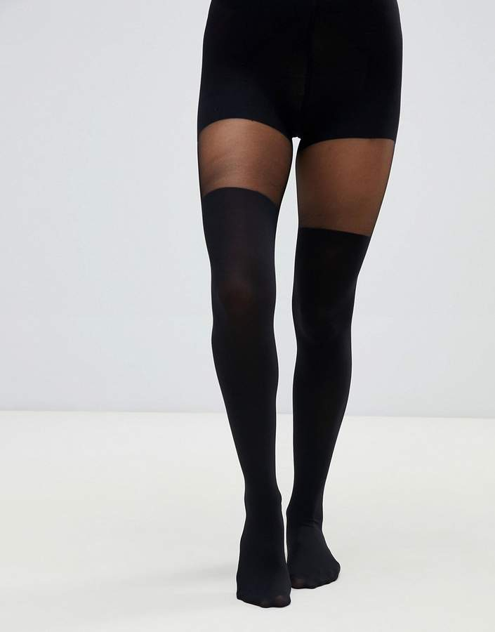 2d4a4f4b09c Over The Knee Tights - ShopStyle