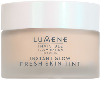 Lumene Invisible Illumination Instant Glow Fresh Skin Tint 30Ml Universal Dark