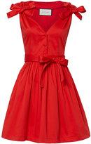 Alexis Sleeveless Poplin Dress