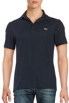 Lacoste Textured Performance Polo