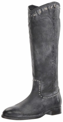 Frye Women's Melissa Button Multi Stud Ankle Boot