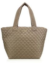 M Z Wallace Oxford Medium Metro Quilted Nylon Tote
