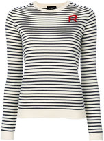 Rochas crewneck sweater - women - Cashmere - 40