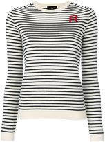 Rochas crewneck sweater