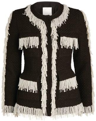 Huishan Zhang Cecile Embellished Jacket