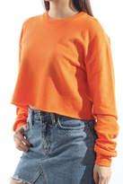 Timeless Orange Pullover Top