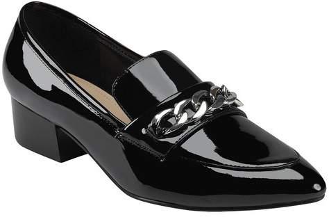 195c94d5d6e92 Chain Bit Heeled Loafer