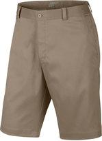 Nike Men's Flat-Front Dri-Fit Golf Shorts
