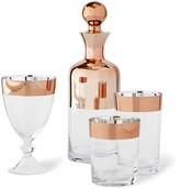 Copper Rim Barware Collection