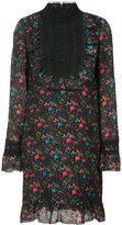 Anna Sui lace bib dress