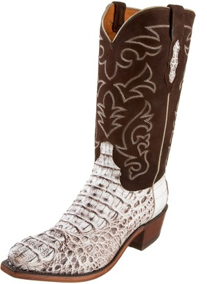 Lucchese 1883 by Men's N1109 5/4 Western Boots