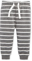 First Impressions Baby Boys' Striped Jogger Pants, Only at Macy's