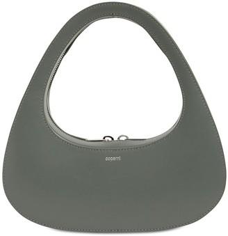 Coperni Baguette Leather Top Handle Bag