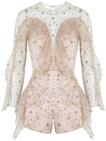 Alice McCall Shooting Stars Playsuit Ballet