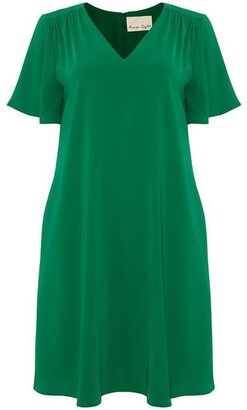 Phase Eight Rhonda Ruched Sleeve Dress