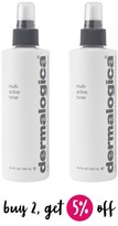 Dermalogica Buy 2 Multi-Active Toner 250ml and SAVE