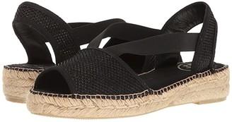 Toni Pons Estel-S (Black Susi) Women's Shoes