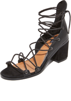 Jaggar Holdtight Block Heel Sandals