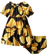 Dolce & Gabbana Mambo Poplin Dress (Infant)