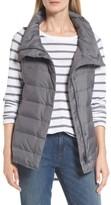 Eileen Fisher Women's Stand Collar Vest