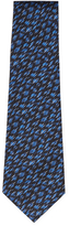 Bottega Veneta Men's Silk Printed Tie