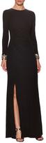 Shoshanna Embellished Gown
