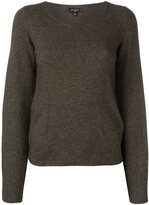 Etro scoop neck jumper