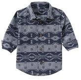 Gymboree Geo Chambray Shirt