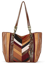 The Sak Indio Patchwork East/West Tote