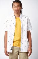 Vans x Peanuts Houser Short Sleeve Button Up Shirt