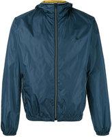 Fay hooded anorak jacket - men - Polyamide - S