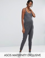 Asos LOUNGE Knitted Jumpsuit
