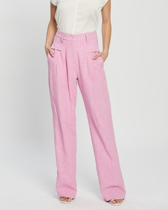 Bec & Bridge Vivid Rose Pant