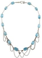 Chan Luu Kyanite Bead Necklace