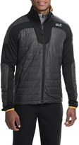Jack Wolfskin Ionic Microstretch Jacket - Insulated (For Men)