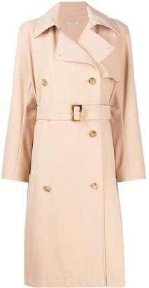 Nina Ricci double breasted trench coat