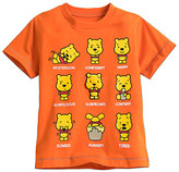 Disney Winnie the Pooh Expressions Tee for Toddler Boys