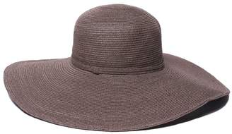 Physician Endorsed Women's Sophia Toyo Braid Lg Brim Floppy Sun Hat Rated UPF 50+ for Max Sun Protection