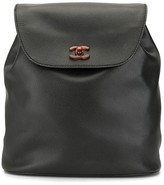Chanel Pre Owned 1998 CC turn-lock backpack