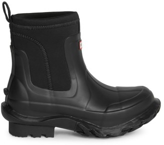Stella McCartney x Hunter Logo Rubber Boots