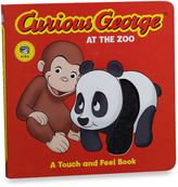 Bed Bath & Beyond Curious George(R) At The Zoo Touch And Feel Book