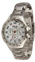 Fila men's Quartz Watch Chronograph Display and Stainless Steel Strap FA0795-33
