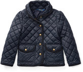 Ralph Lauren Quilted Barn Jacket