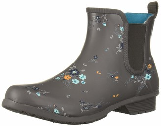 Chooka Women's Waterproof Printed Chelsea Boot with Memory Foam