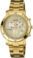 Citizen Women's Chronograph Drive from Eco-Drive Gold-Tone Stainless Steel Bracelet Watch 41mm FB1342-56P