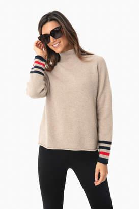 Jumper 1234 Secret Stripe Winter Sweater